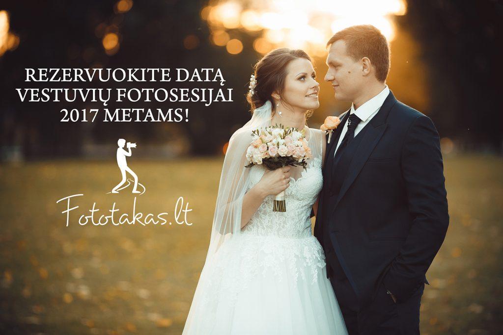Vestuvių datą