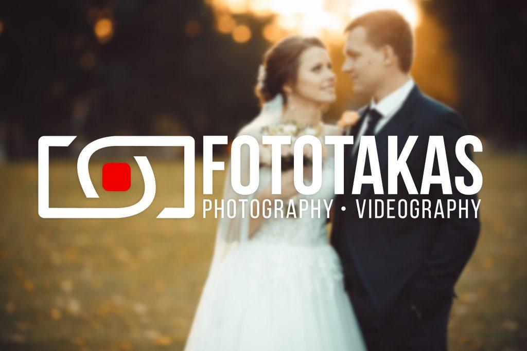 Profesionalus vestuvių fotografas ir video operatorius
